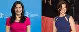 Forget Pattern! America Ferrera Makes a Strong Case For Solids