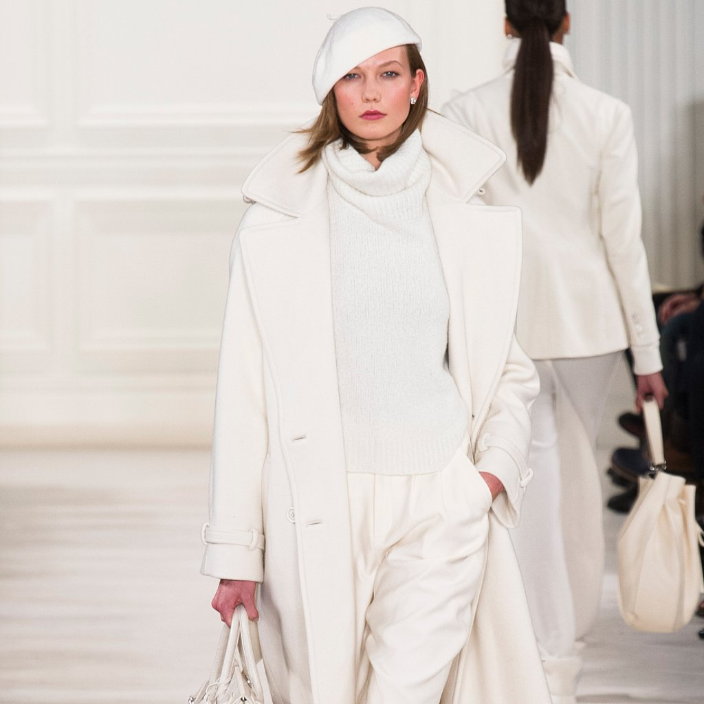 Ralph Lauren Fall 2014 Runway Show | New York Fashion Week