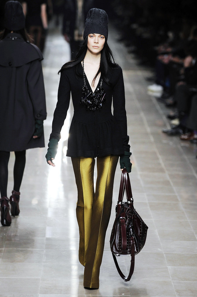 Burberry Prorsum Fall 2008