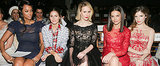 All the Famous Faces in the Front Row at Fashion Week