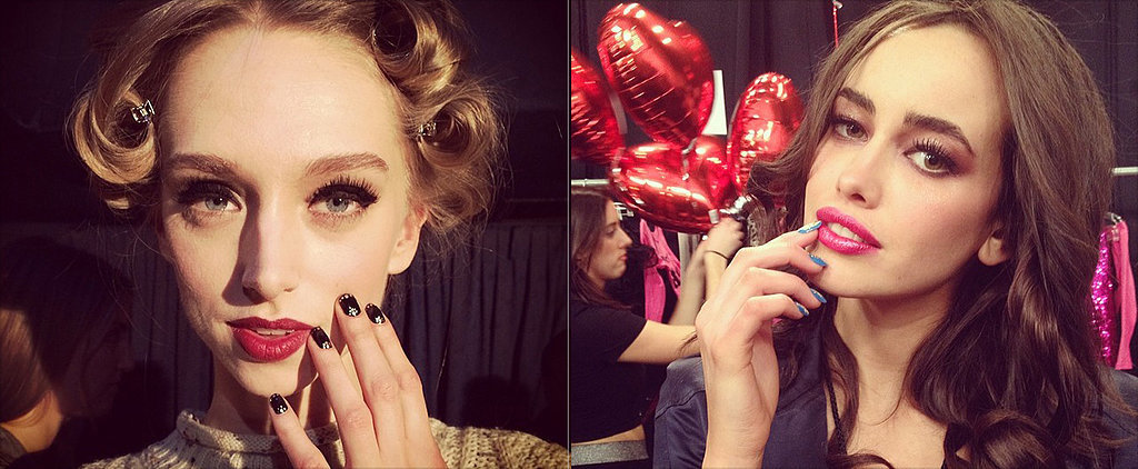 That's a Wrap! See Our Backstage Beauty Instagrams From NYFW