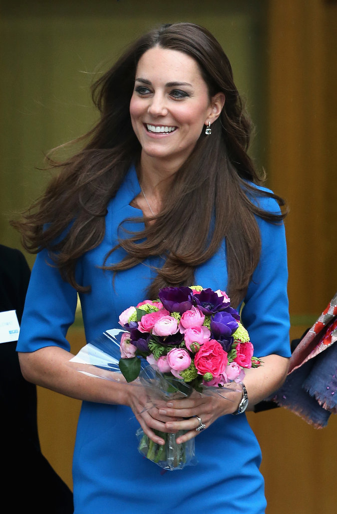 This Is How Kate Middleton Spent Valentine's Day