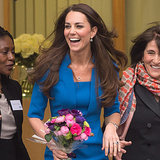 How Kate Middleton Spent Valentine's Day