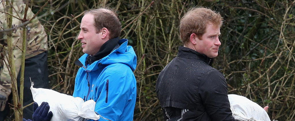 Why William and Harry Called Out the Press in Datchet