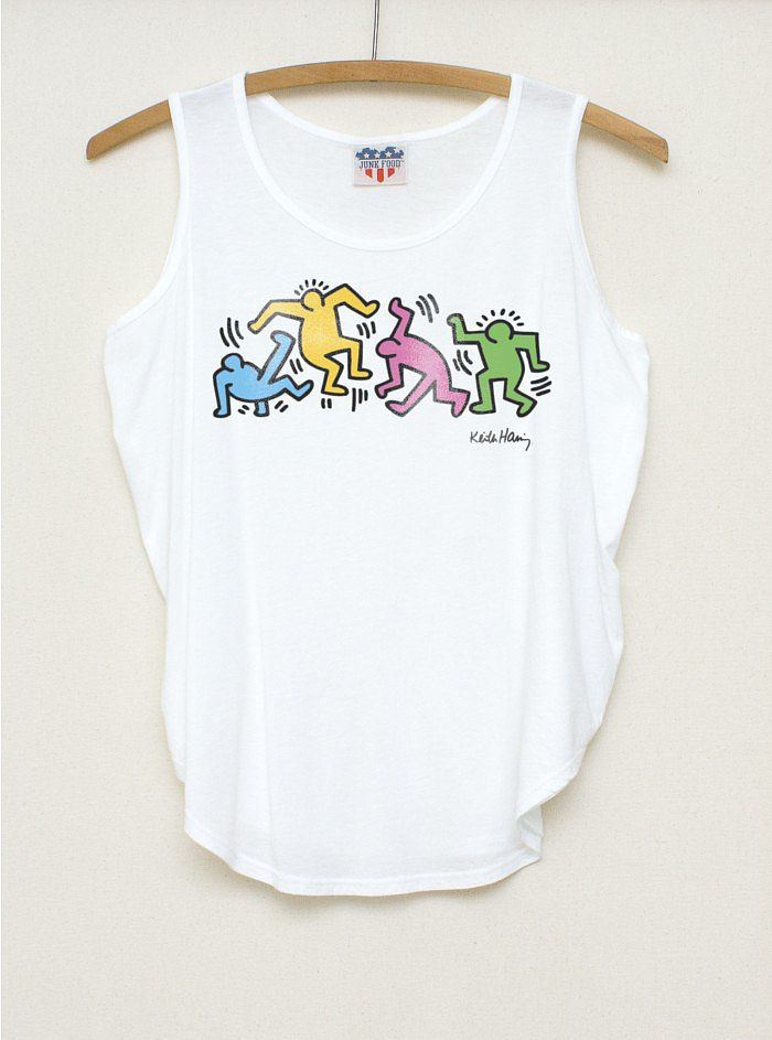 Keith Haring Girls Dance Tank