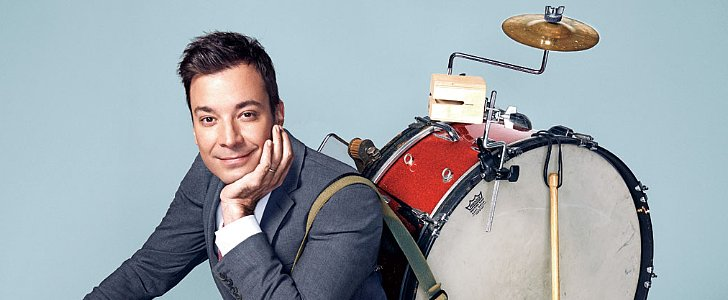 This Just In: Jimmy Fallon Is the Perfect Husband and Dad