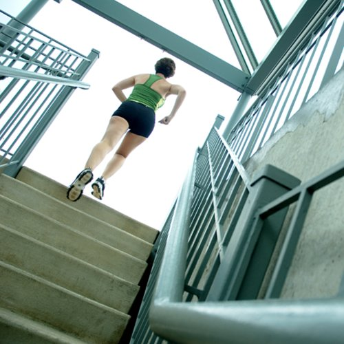 Indoor Stair Workout