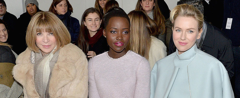 Updated: All the Famous Faces in the Front Row at Fashion Week