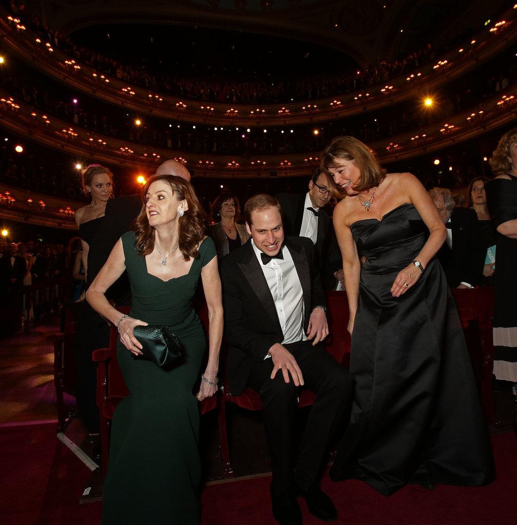 British Academy Awards 2014