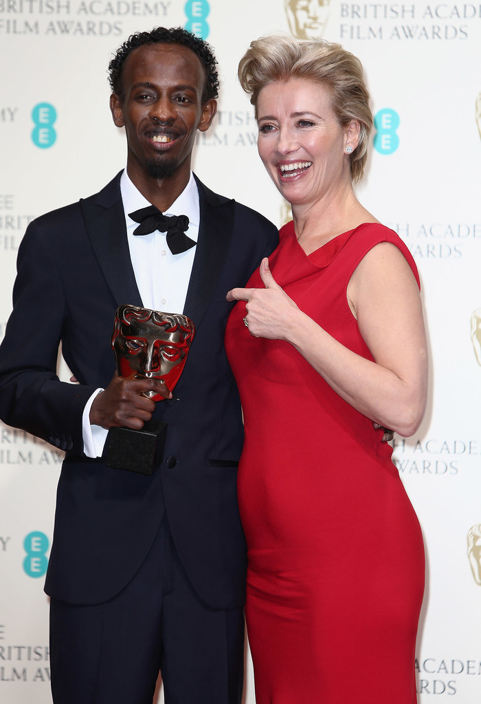 Emma Thompson's Best Award Season Moments 2014
