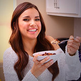 Cinnamon Raisin Oatmeal by Ingrid Nilsen