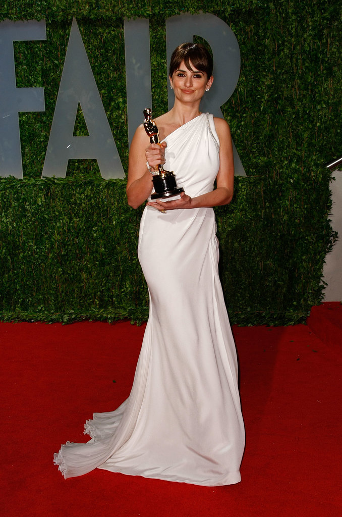 Penélope Cruz at the Vanity Fair Oscars Party