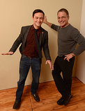 When He Got Goofy With Don Jon Costar Tony Danza in 2013, Our Hearts Stopped