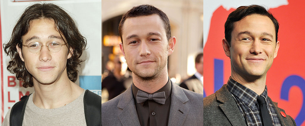 Joseph Gordon-Levitt's Transformation From Alien to Hot Heartthrob