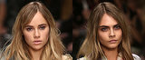 Behold, Burberry Prorsum's Perfectly Painted Faces