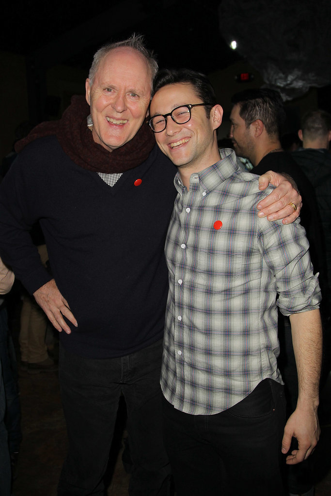 And to Bring It Full Circle, Here He Is With 3rd Rock Costar John Lithgow, 13 Years Later