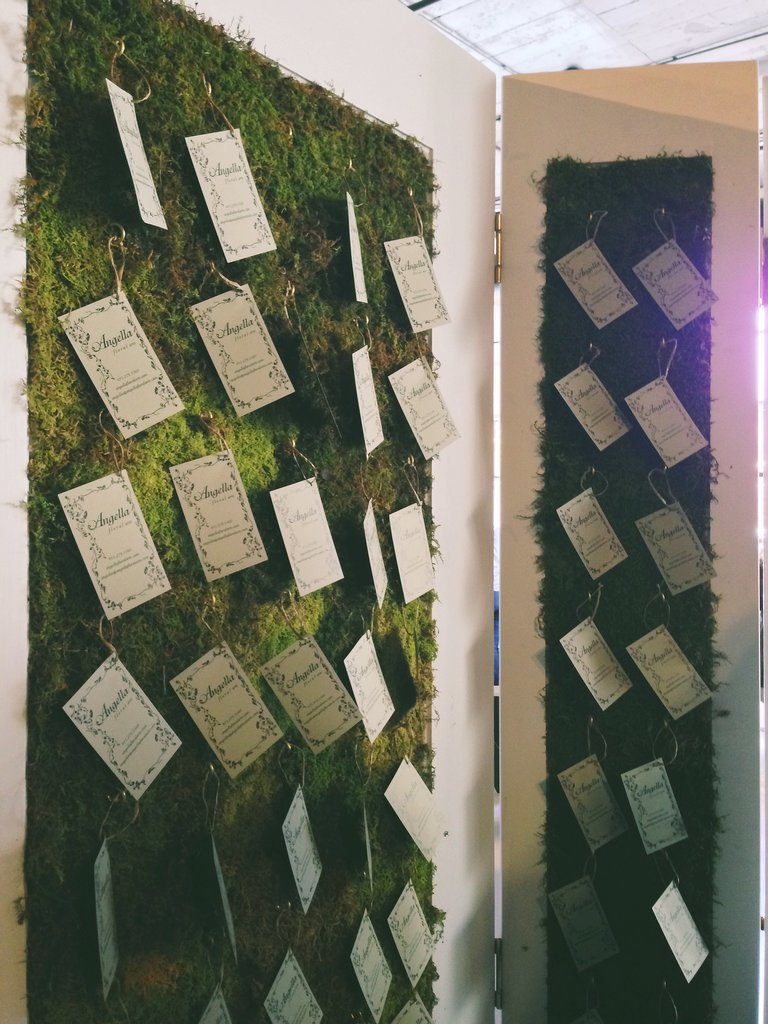 A Multipurpose Living Wall