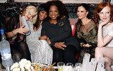 Rita Ora, Naomi Campbell, Oprah, Georgina Chapman, and Karen Elson