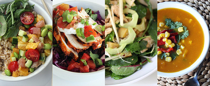 10 Protein-Packed Lunches to Increase Your Calorie Burn
