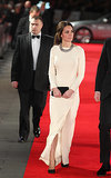 Kate Middleton in a Roland Mouret Gown