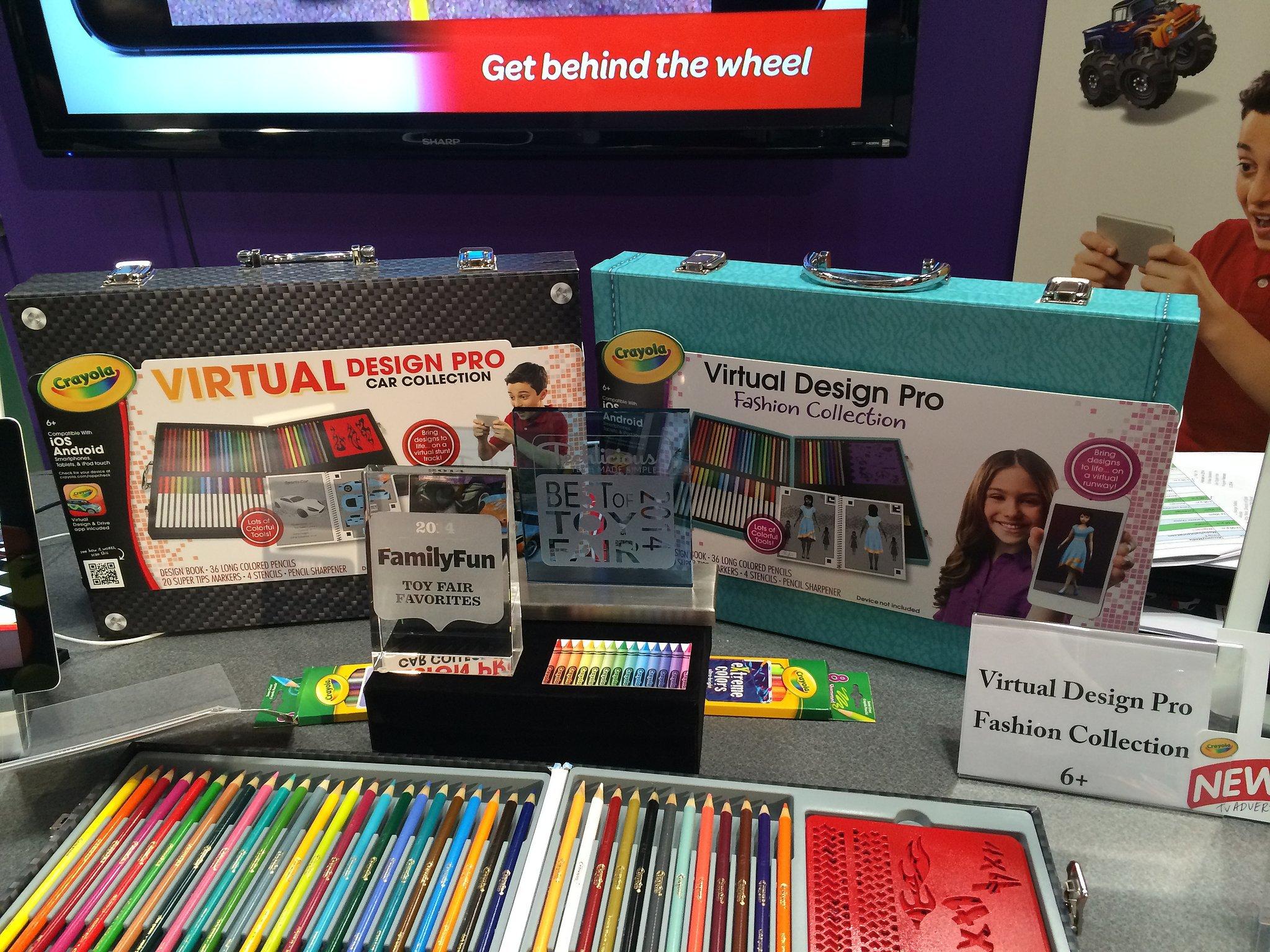 Crayola Virtual Design Pro