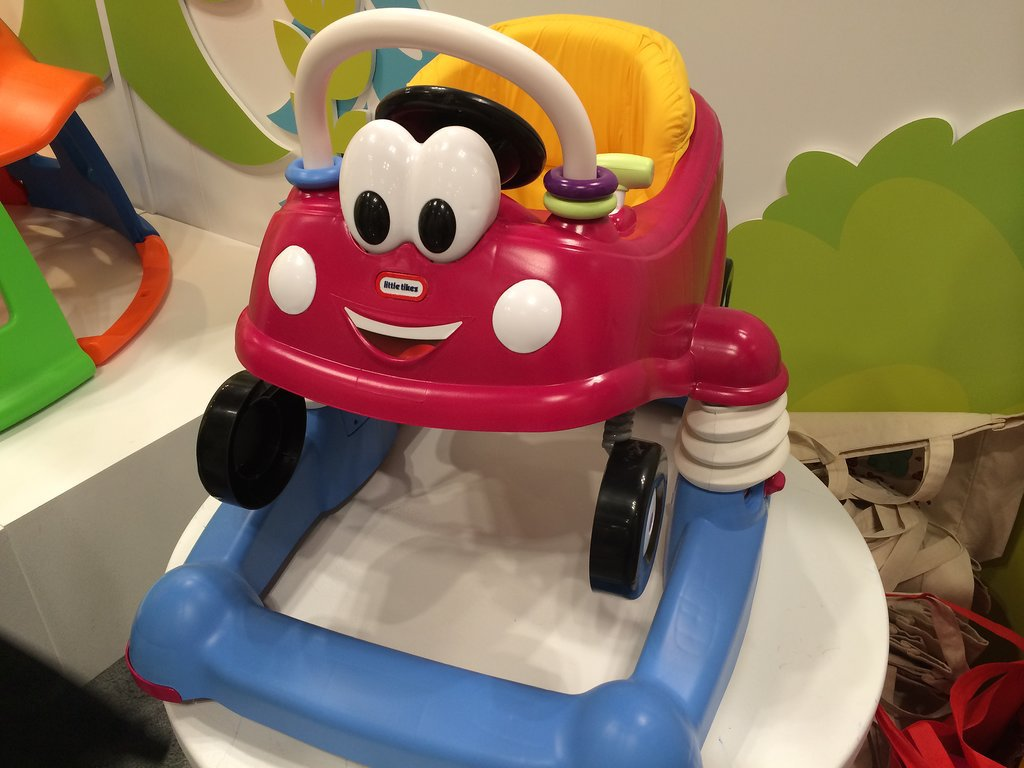 Little Tikes Cozy Coupe Walker
