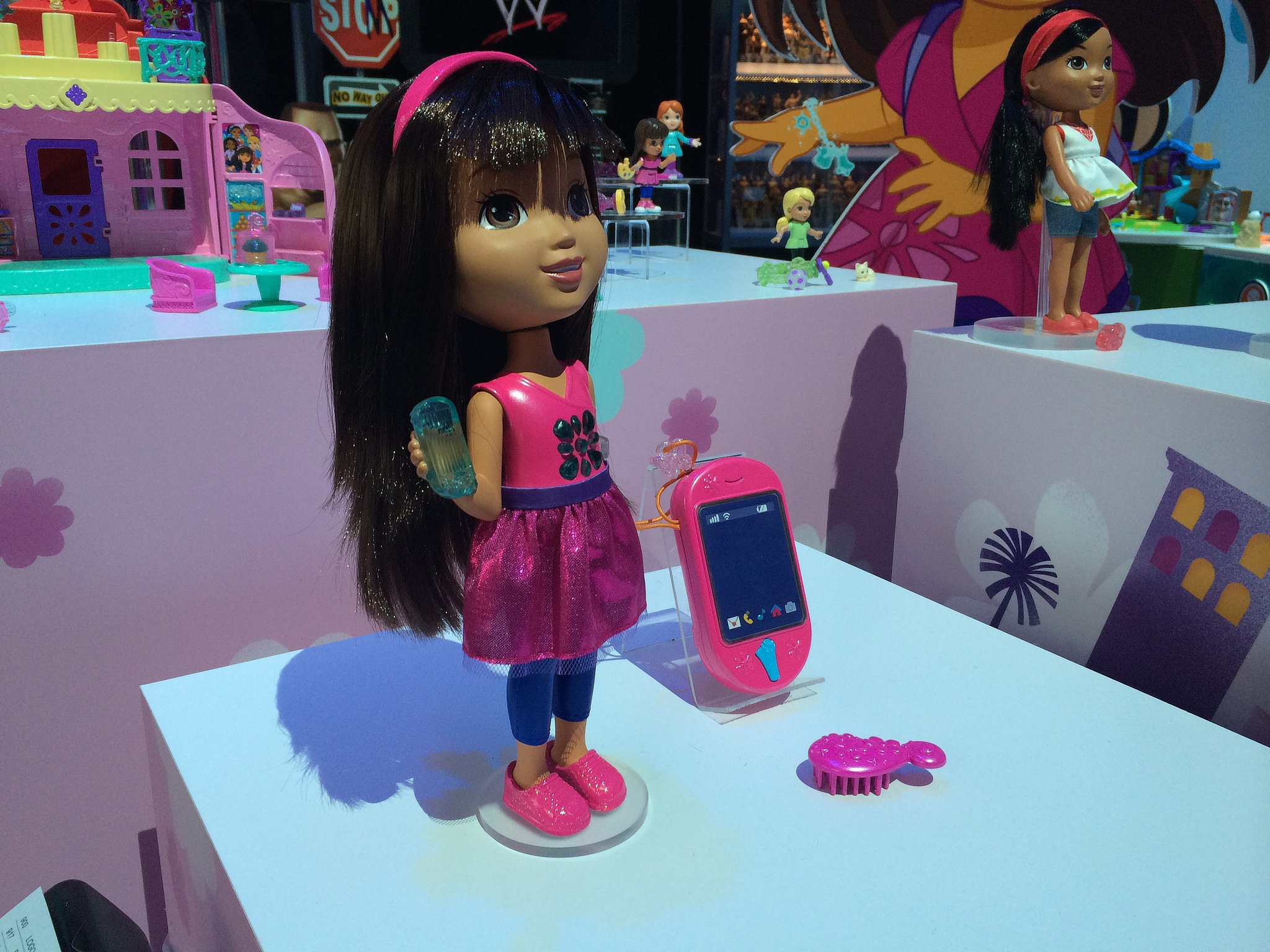 Dora and Friends Doll
