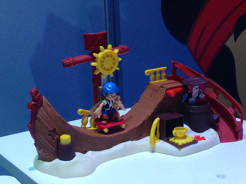 Jake and the Neverland Pirates Play Set