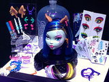 Monster High Hair and Makeup Bust