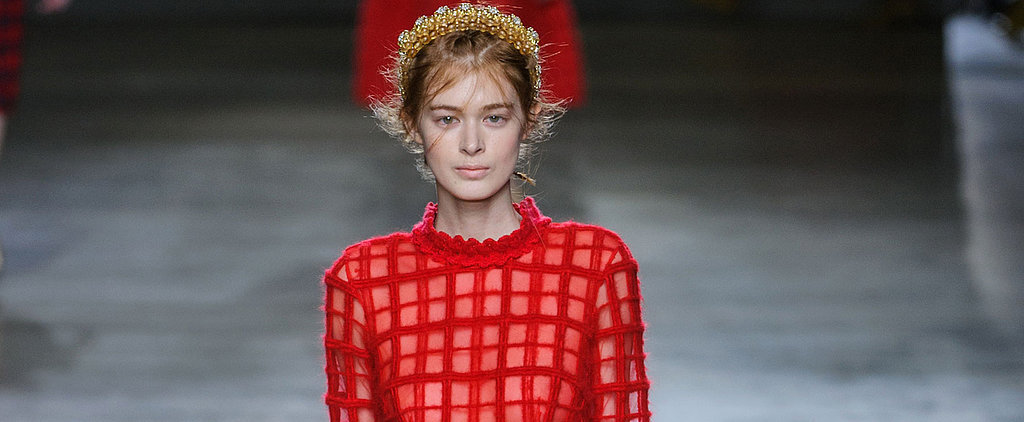 Simone Rocha Gives Her New Collection an Elizabethan Edge