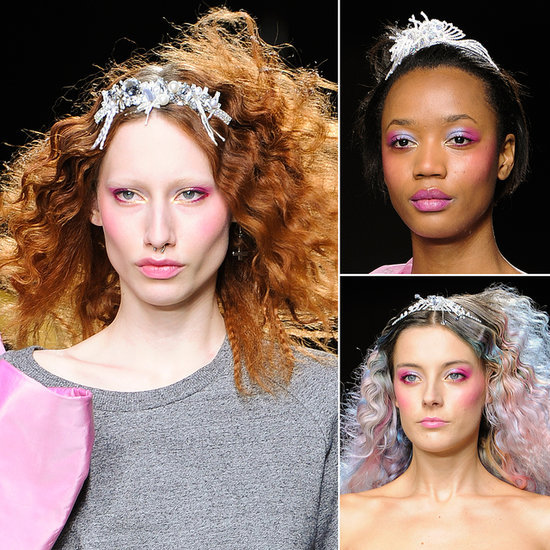 Ashish Autumn/Winter 2014 Beauty | Runway Pictures