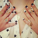 Black-and-White Geometric