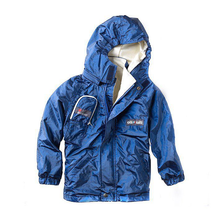 Olli Pocket Tyvek Windbreaker
