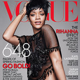 Spring Forward With Rihanna's March Vogue Cover