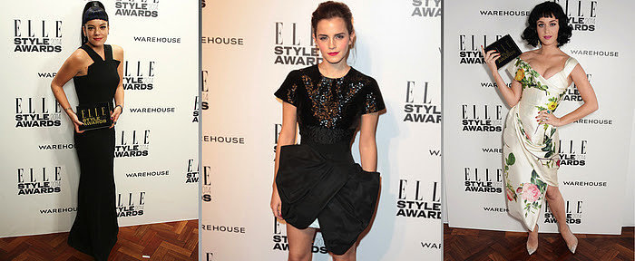 We're Sharing Our Elle Style Awards Best Dressed List on POPSUGAR Live!