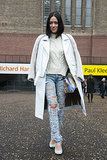 LFW Street Style Day Five