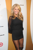 Christie Brinkley stunned at the party.