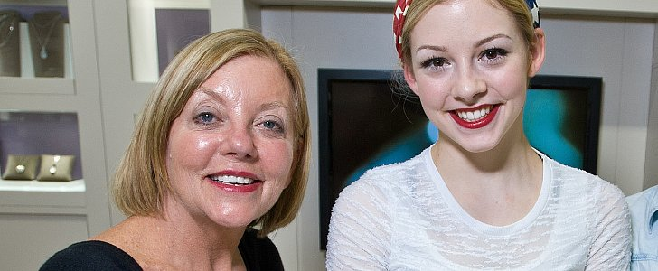 Gracie Gold's Mom Shares Her Sochi Diary