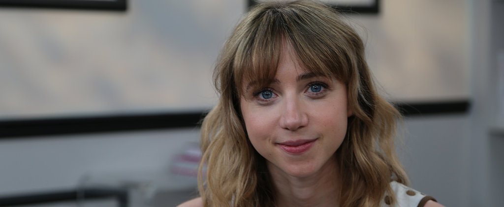 "Zoe Kazan Has a ""Lot to Talk About Over a Beer"" When It Comes to Love"