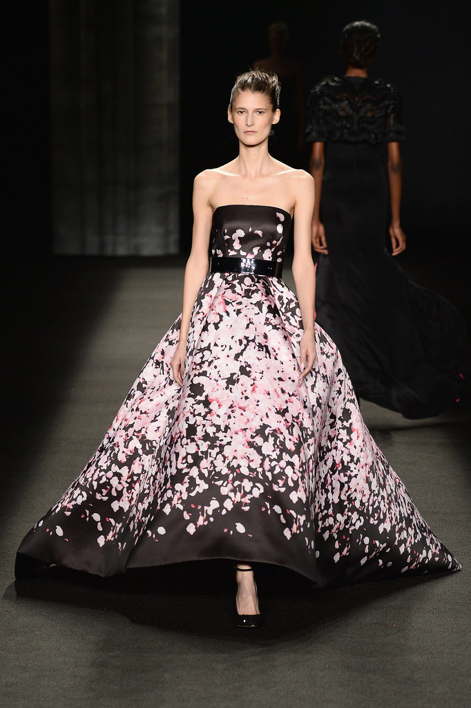 Lupita Nyong'o: Monique Lhuillier Autumn/Winter 2014