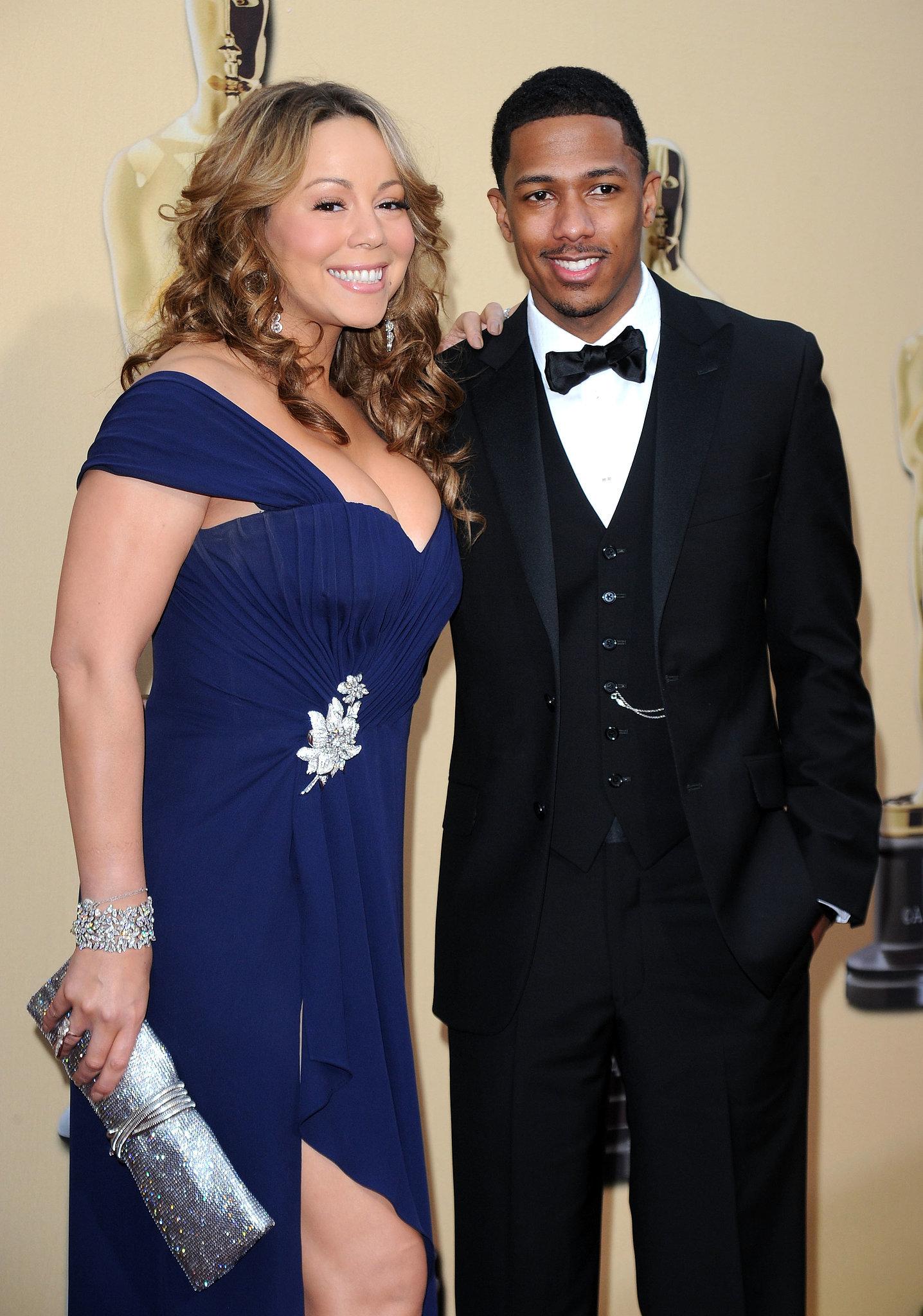 Mariah Carey and Nick Cannon | POPSUGAR Celebrity