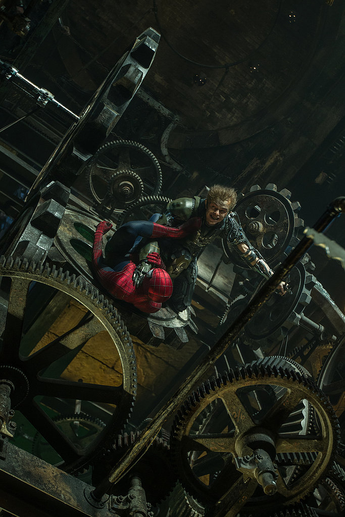 Here's the First Picture of Dane DeHaan as a Supergruesome Green Goblin
