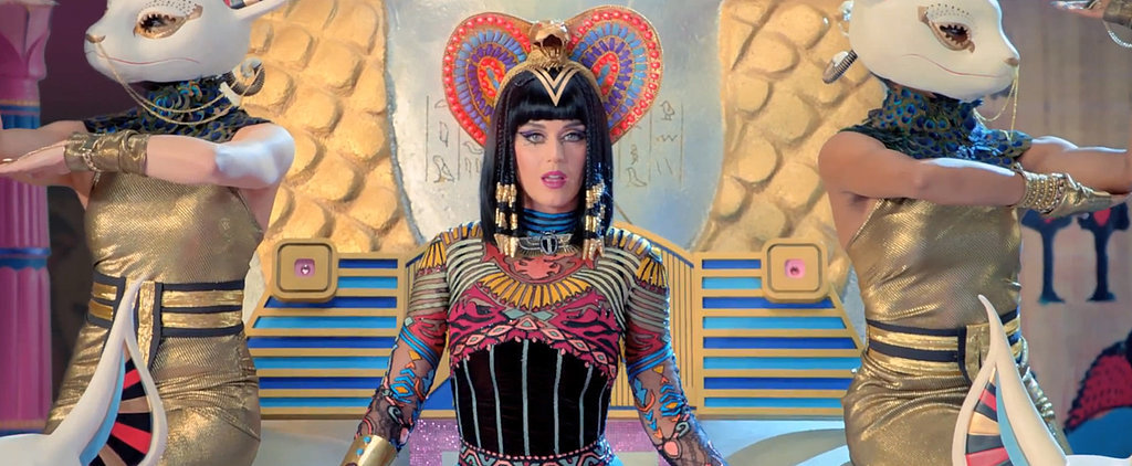 Things Get Weird in Katy Perry's New Music Video — See the GIFs