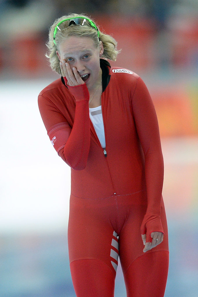 Emotional Moments During the 2014 Olympics