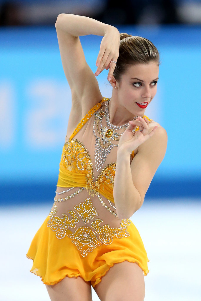 Medals Are Done, But Who Won Best Olympic Figure Skating Beauty?