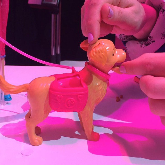 Barbie Potty Trainin' Taffy
