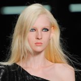 Yves Saint Laurent Runway Hair and Makeup History