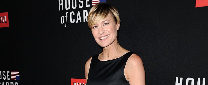 "Robin Wright Eats In-N-Out ""Every Chance"" She Gets"