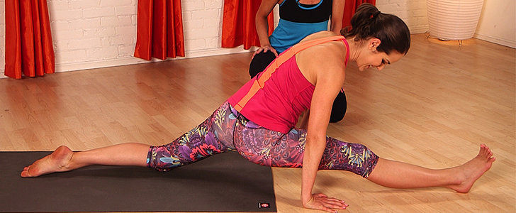 Get Your Splits Down With Yoga