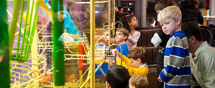 Junior Jet Set: 10 Travel-Worthy Children's Museums
